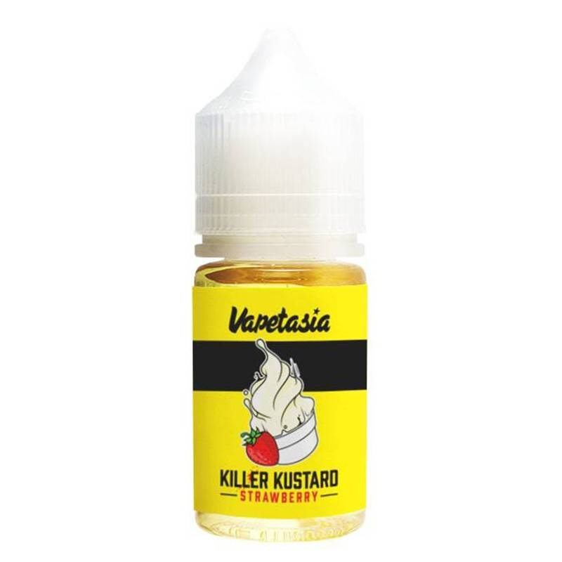 Vapetasia Killer Custard Strawberry - 30 ml