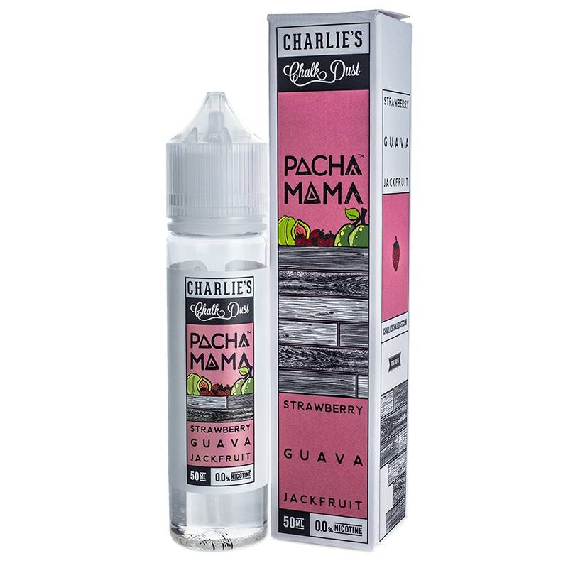 Pacha Mama Strawberry Guava - 50 ml