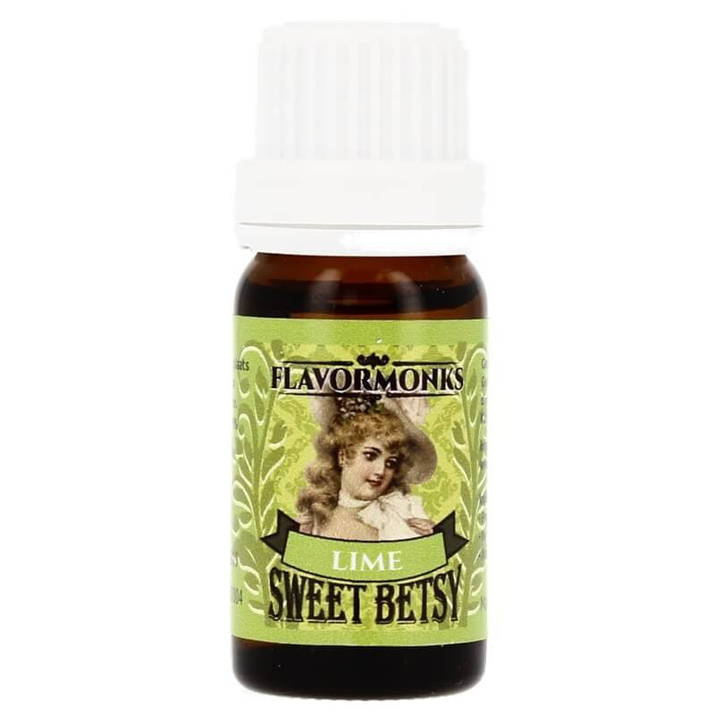 FlavorMonks Sweet Betsy Lime - 10 ml