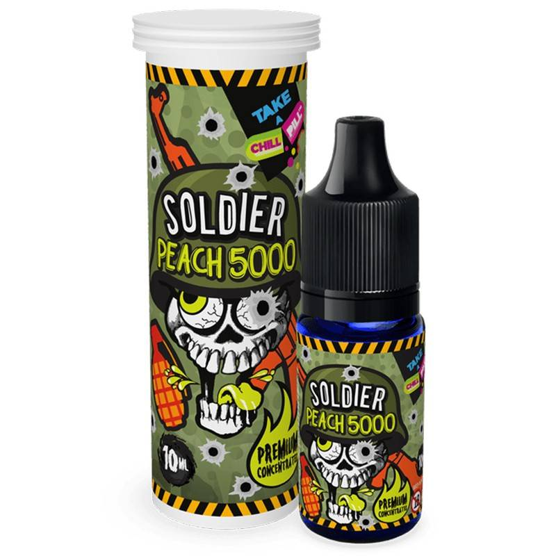 Chill Pill Soldier - 10ml