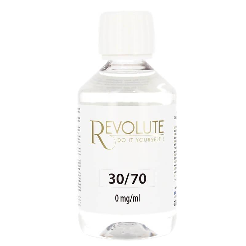 Base Revolute 30 PG / 70 VG - 275 ml