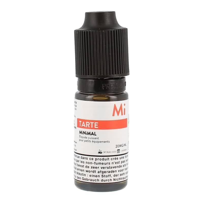 Minimal Tarte 20mg 10 ml
