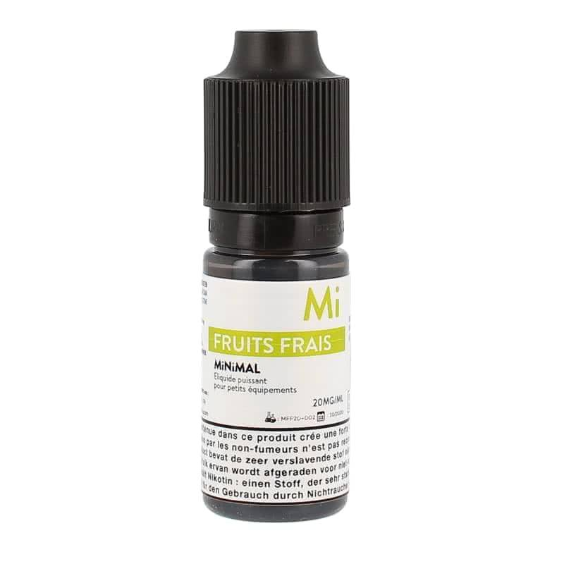 Minimal Fruits Frais 20mg 10 ml