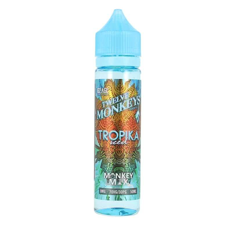 Twelve Monkeys  Tropika Iced 50ml