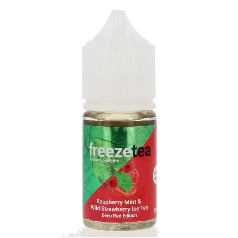Freeze Tea Raspberry Mint & Wild Strawberry Ice Tea 30 ml