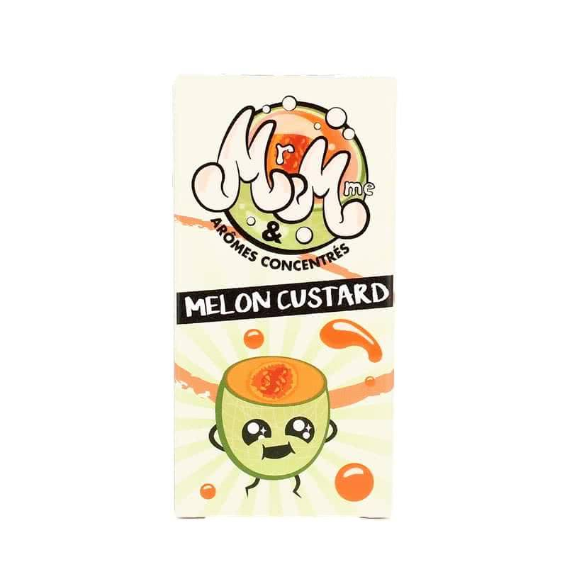 Mr & Mme Melon Custard  30 ml