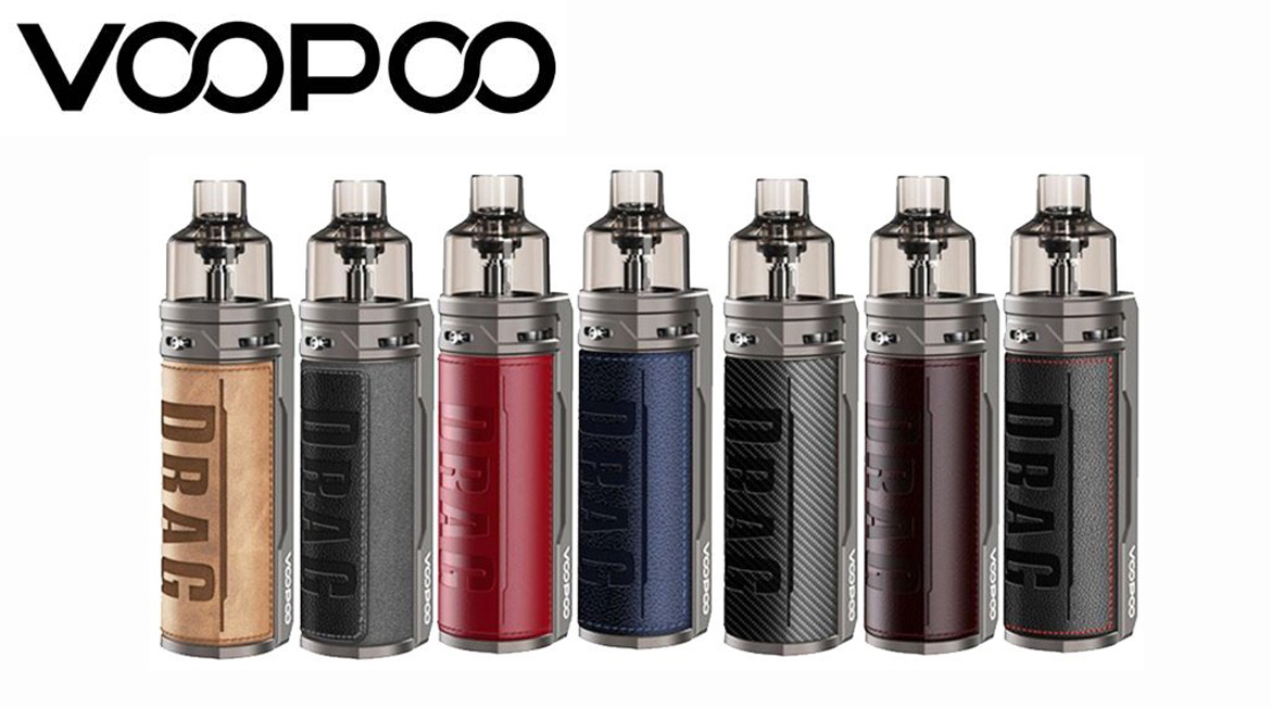 Drag S Voopoo all color